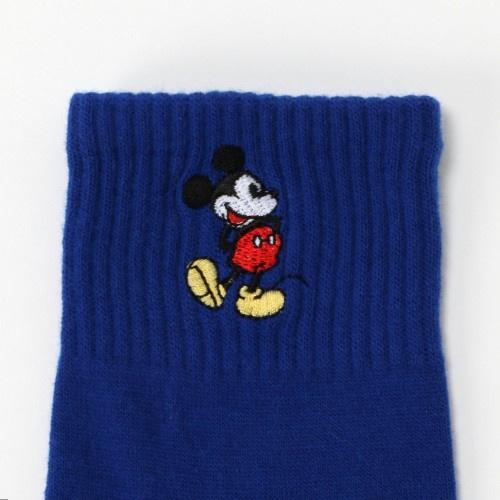 日本Disney米奇公仔襪2對 [2色]