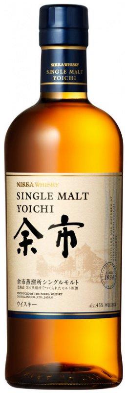 余市麥芽威士忌 Nikka Yoichi Single Malt NAS 700mL