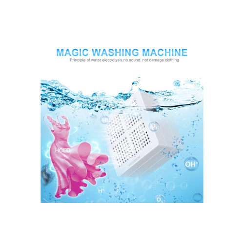 Washwow 2.0 無線充電自動洗滌器