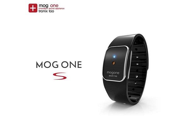 Mog One 韓國電子聲波驅蚊手帶 [2色]