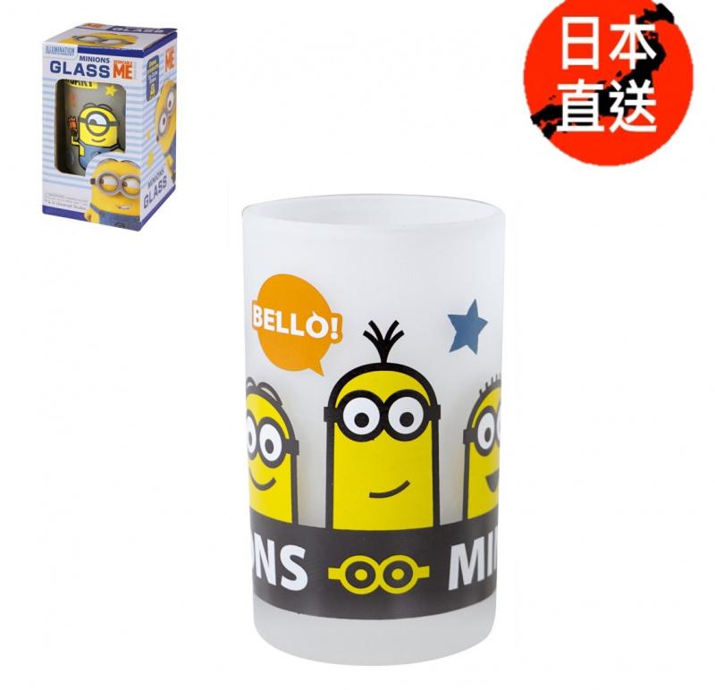 迷你兵團Minions 5P玻璃杯套裝(日本直送)