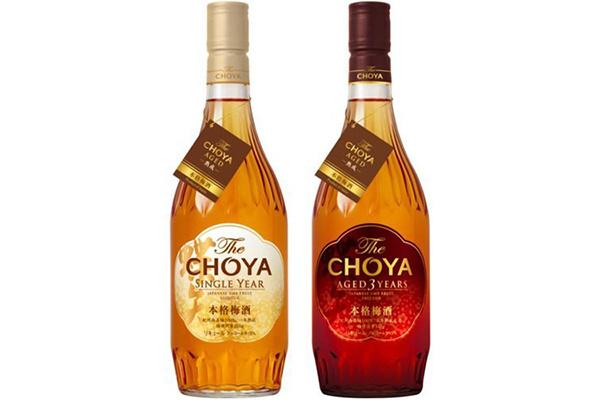 日版 Choya 極致最高 梅酒禮盒套裝 (1年、3年 各1支)【市集世界 - 日本市集】