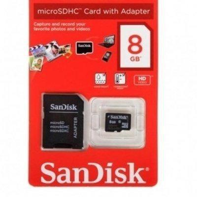San Disk閃迪 Mobile Micro SD card(8GB)