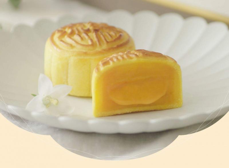 全城瘋狂搶購!【香港美心西餅】流心奶黃月餅劵 - 將心意化成行動,從心出發,永遠將最好留給摰愛的家人。