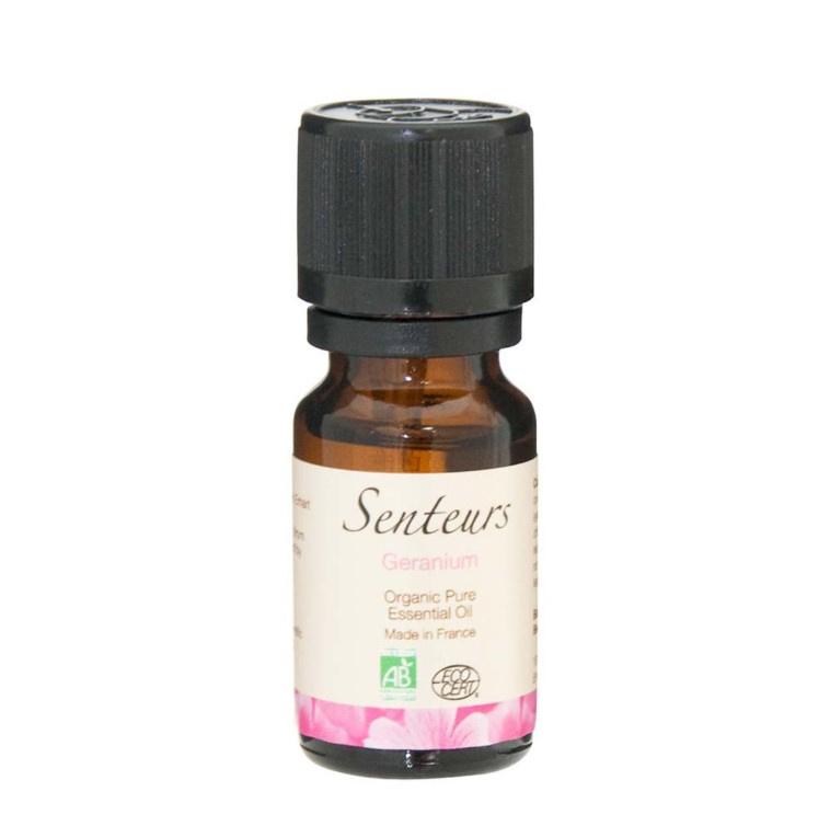 法國天竺葵純天然有機香薰油Oregon Scientific - Geranium Organic Pure Essential Oil IAO-80005