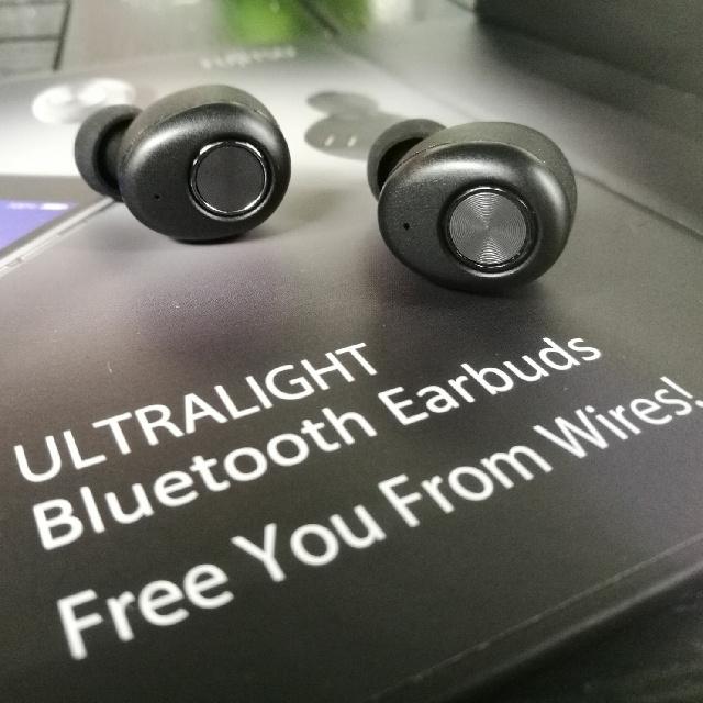 Fujitsu M310BT 藍牙 真無線耳機