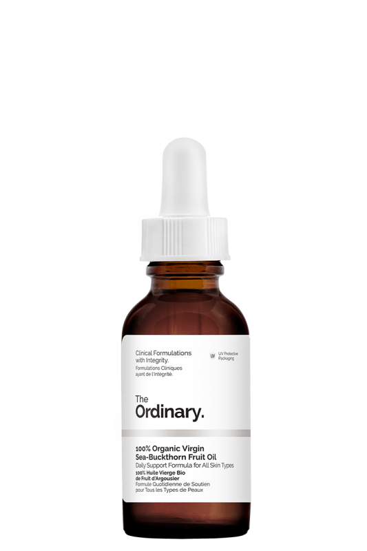 The Ordinary 100% Organic Virgin Sea-Buckthorn Fruit Oil 100%有機沙棘果油 (30ml)
