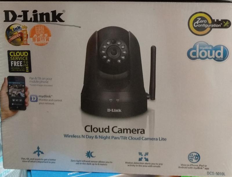 D-Link DCS-5010L Cloud Camera