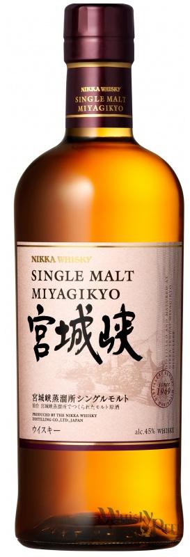 宮城峽麥芽威士忌 Nikka Miyagikyo Single Malt NAS 700mL