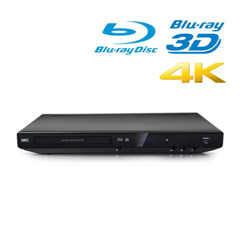 GIEC BDP-G3606-4K 藍光播放機