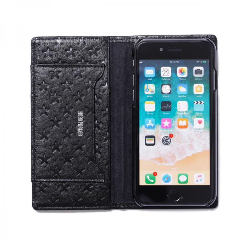 日本HEADPORTER iPhone 8/Plus/X ZIGGY case [3款]