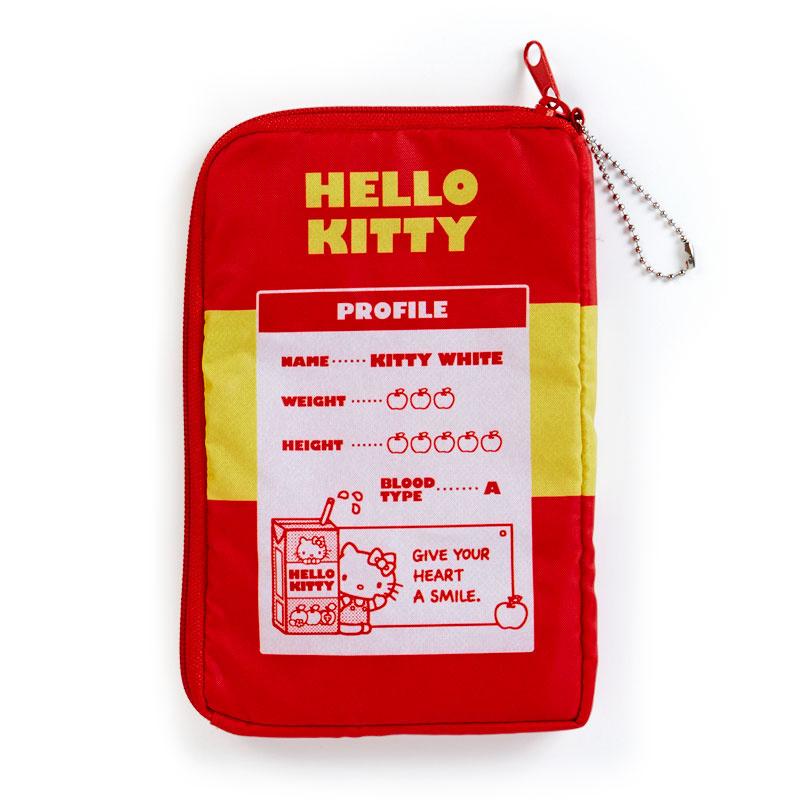 日本SARNIO Hello Kitty 折疊購物袋