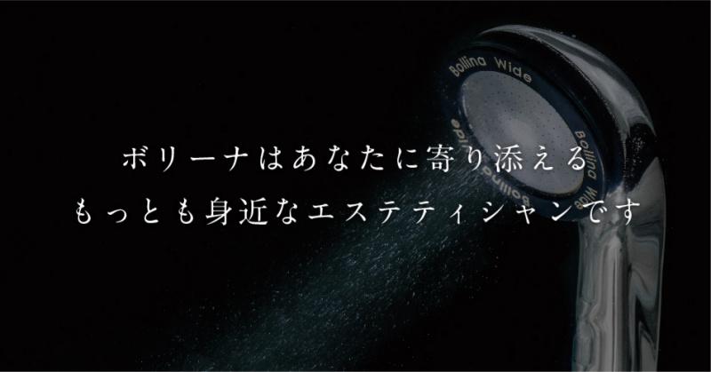 日本Bolling お風呂グッズ節水保湿美容花灑