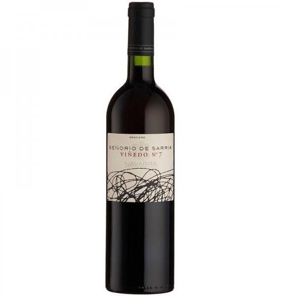 Senorio de Sarria Vinedo No.7 Graciano Crianza 2008 紅酒 750ml