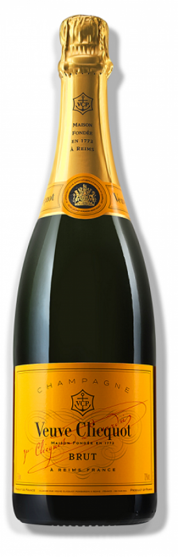Veuve Clicquot Ponsardin Yellow Label 凱歌黃牌香檳 750mL  (1005129)