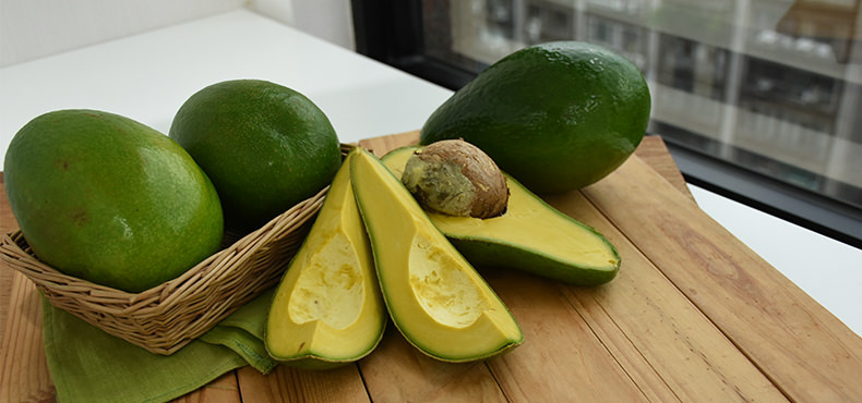 台灣新鮮採摘直送 - 嚴選大內酪梨(3kg)
