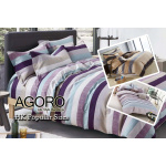 Agoro 1580針 日與夜床品套裝寢具系列 [3款4尺寸]