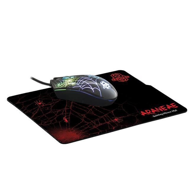 CLiPtec 電競滑鼠及滑鼠墊套裝 [3款]