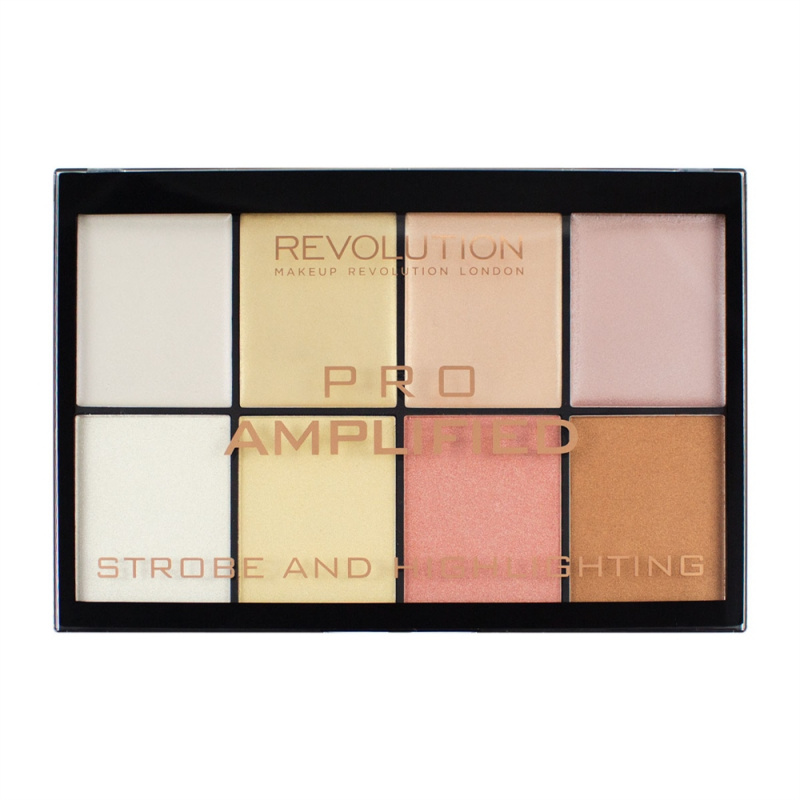 Make up Revolution Amplified Strobe & Highlighting 專業化妝經典禮盒