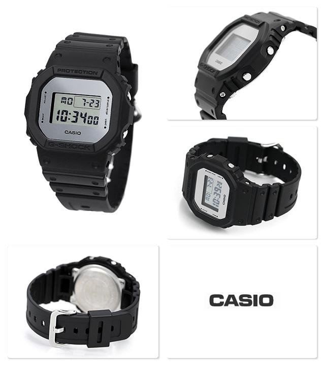 Casio G-SHOCK   DW-5600BBMA-1DR (一年保養)