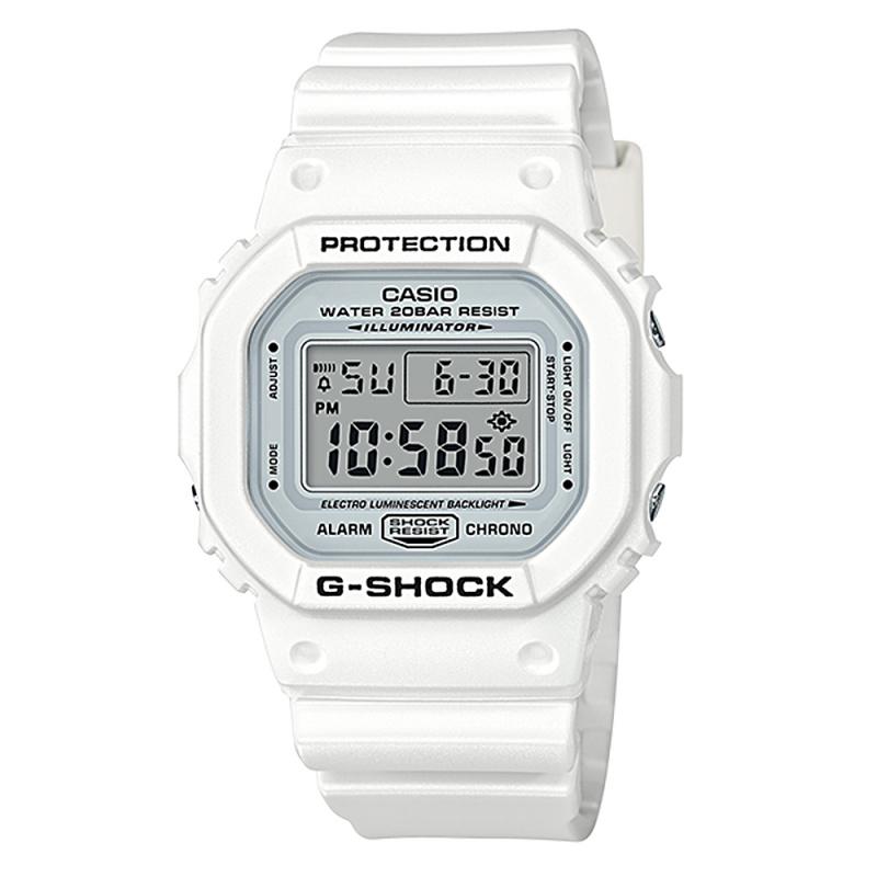 Casio G-SHOCK   DW-5600MW-7 (一年保養)