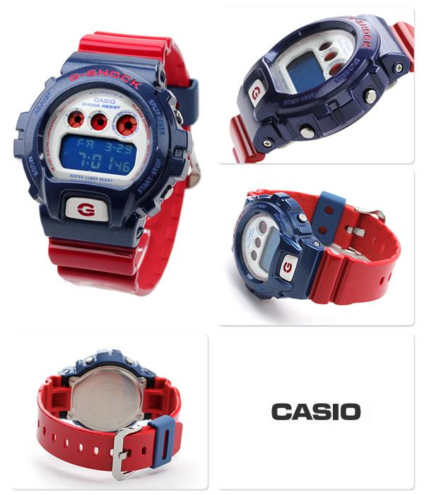 Casio G-SHOCK   DW-6900AC-2DR (一年保養)