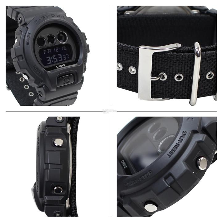 Casio G-SHOCK   DW-6900BBN-1DR (一年保養)