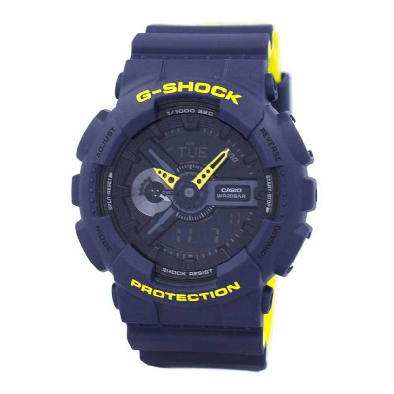 Casio G-SHOCK   GA-110LN-2ADR (一年保養)