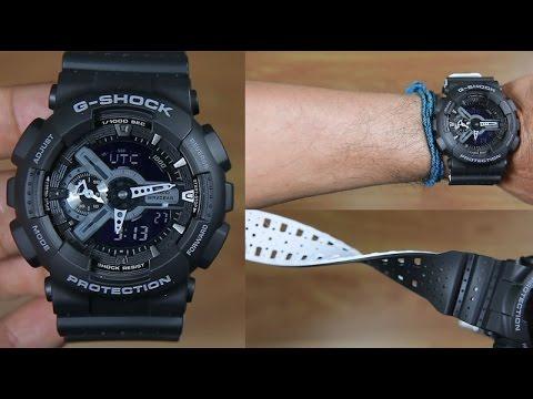 Casio G-SHOCK   GA-110LP-1ADR (一年保養)
