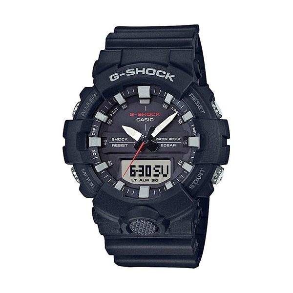 Casio G-SHOCK   GA-800-1A (一年保養)