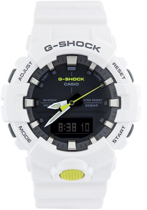 Casio G-SHOCK   GA-800SC-7ADR (一年保養)