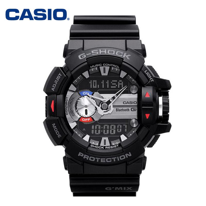 Casio G-SHOCK GBA-400-1ADR (一年保養)