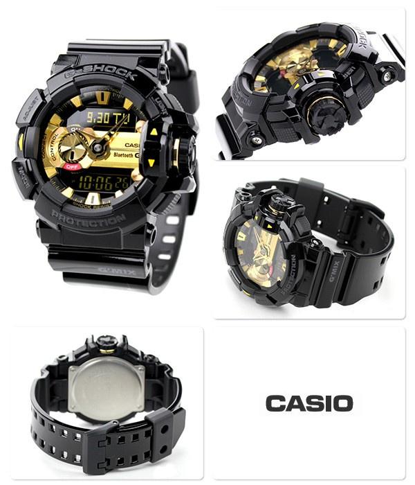 Casio G-SHOCK GBA-400-1A9DR (一年保養)