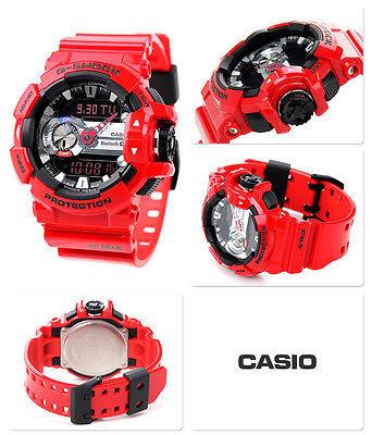 Casio G-SHOCK GBA-400-4ADR (一年保養)