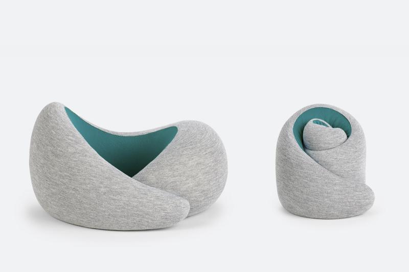 OSTRICHPILLOW® Go U型旅行頸枕 [3色]