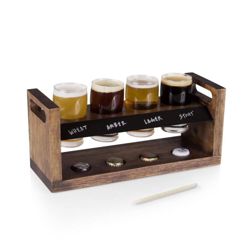 PICNIC TIME Handmade Beer Tasting Rack | 手工啤酒架