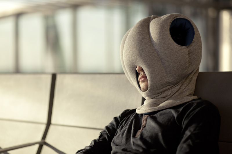 OSTRICHPILLOW® Original Travel Pillow 鴕鳥枕