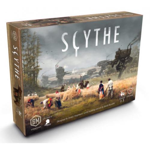 鐮刀戰記 - Scythe