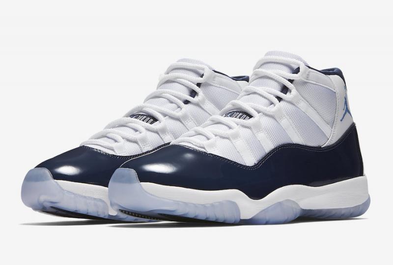 Air Jordan 11 Retro 男裝鞋 [深藍色]