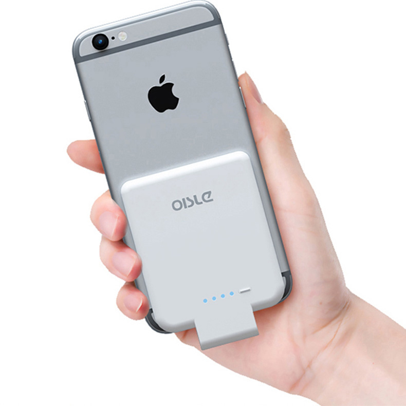OISLE iPhone lightning 2800mAh 移動電源[8色]