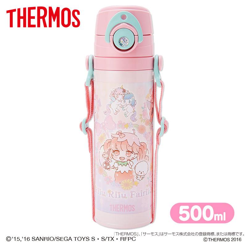 Thermos x Sanrio Hello Kitty 水壺[3款]