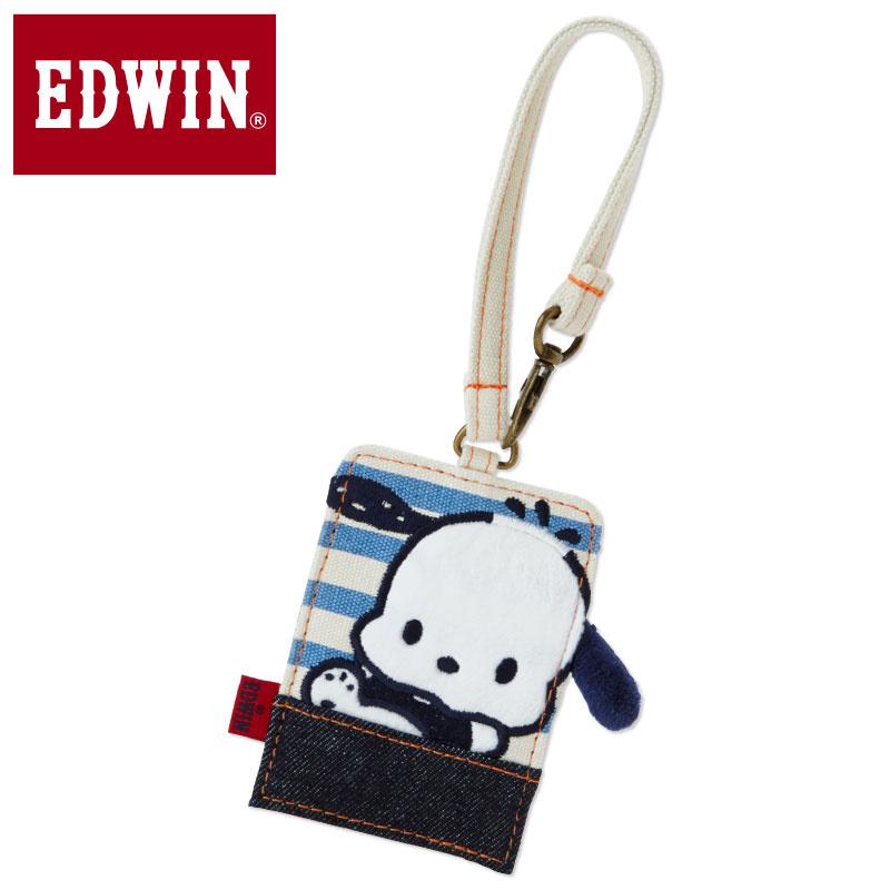 日本SANRIO PC狗 × EDWIN 證件套