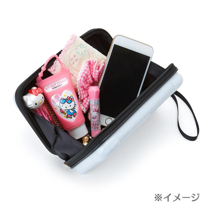 日本SANRIO Hello Kitty / Melody 硬收納盒 [3款]