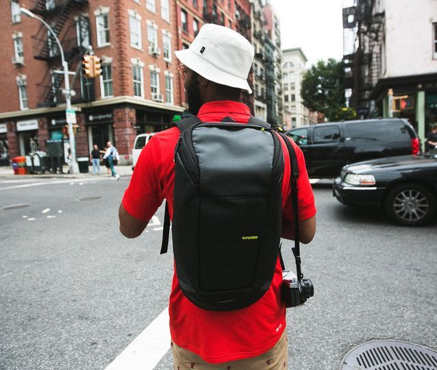 【INCASE】Range Collection 全新漫遊系列 Range Large Backpack 17吋 經典大型後背包