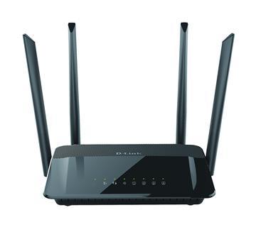 D-Link DIR-842-C Wireless-AC1200 MU-MIMO GIGA Router