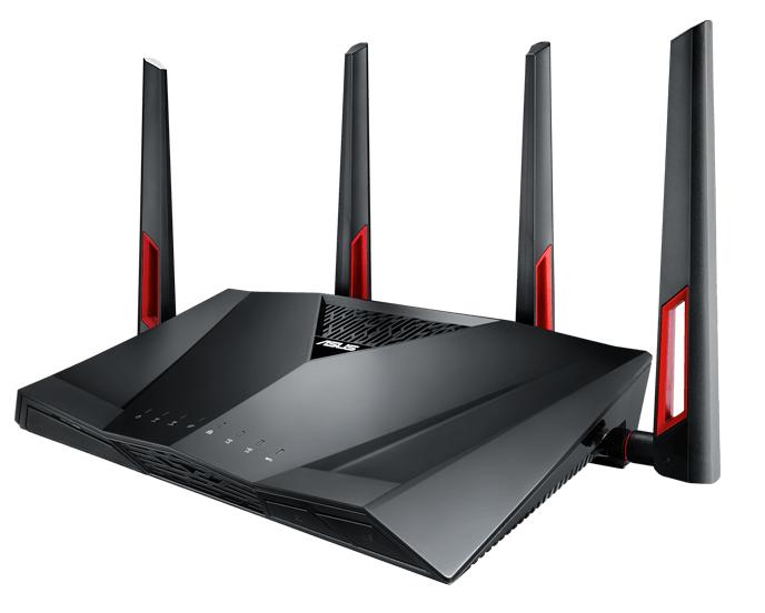 Asus RT-AC88U Wireless-AC3100 GIGA Router