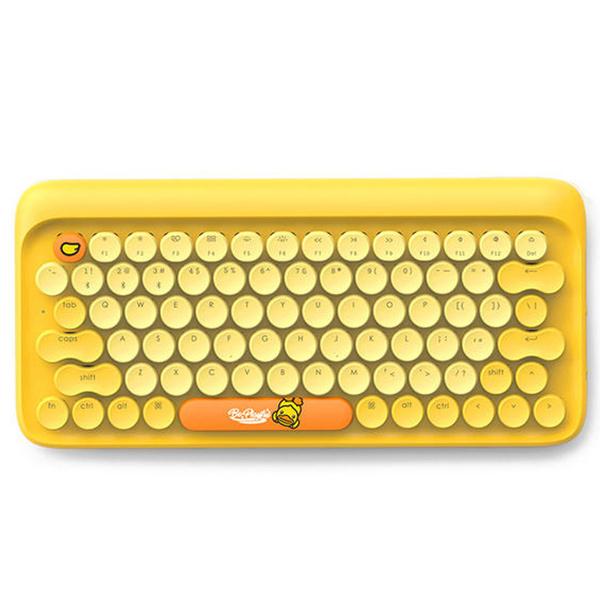 Lofree x B.Duck Keyboard 藍牙機械鍵盤