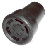 Ossenberg 杖底軟膠墊 –16mm Ossenberg Rubber Ferrule 16mm