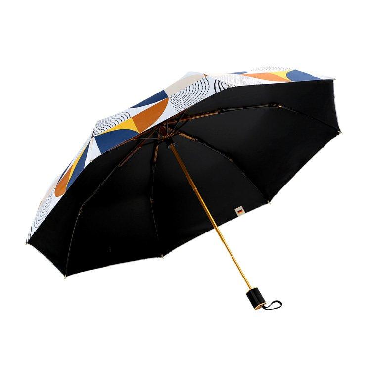 boy 三折防曬晴雨傘 (漣漪 Ripple)