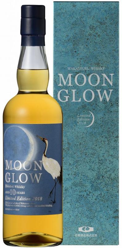 三郎丸蒸餾所 Moon Glow 10年 2018 限量版威士忌